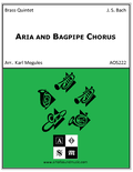 Aria and Bagpipe Chorus
