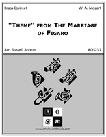 Theme from The Marriage of Figaro