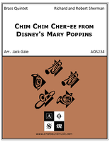 Chim Chim Cher-ee from Disney's Mary Poppins