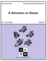 A Spoonful of Sugar from Disney's Mary Poppins