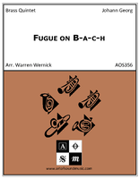 Fugue on B-a-c-h