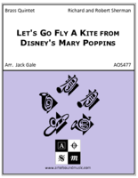 Let's Go Fly A Kite from Disney's Mary Poppins