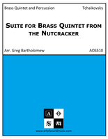 Suite for Brass Quintet from the Nutcracker