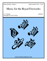 Music for the Royal Fireworks, Complete
