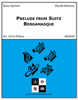 Prelude from Suite Bergamasque