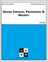 Grand Imperial Promenade & Whimsy