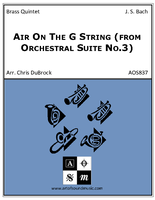 Air On The G String (from Orchestral Suite No.3)