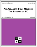 An Albanian Folk Melody: The Essence of FC