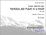 Fantasia and Fugue in g minor