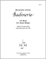 Badinerie in C minor