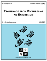 Promenade from Pictures at an Exhibition
