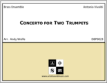 Concerto for Two Trumpets