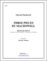 Three Pieces by Edward Macdowell
