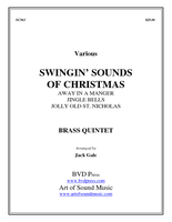 Swingin' Sounds of Christmas