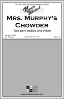 Mrs. Murphy's Chowder